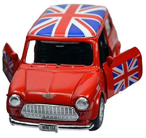 mini-cooper-model-red-with-union-jack-top-made-of-die-cast-metal-and-plastic-parts-pull-back-go-acti