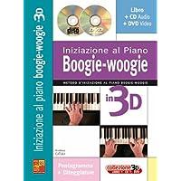 Iniziazione al Piano Boogie Woogie in 3D