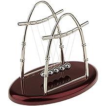Pendule de Newton Balance Berceau Physique De Balle Scientifique Pendule Jouet Educatif - #5#