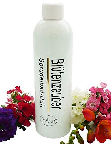 Whirlpool Badezusatz Blütenzauber Sprudelbad-Duft, Whirlpoolduft Konzentrat 250 ml