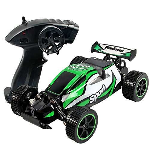 CR 2.4 GHz 1:20 Fernbedienung Racing Buggy RC Auto Crazy Speed RC Off Road Truck