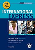 International Express: Elementary: Student's Pack: (Student's Book, Pocket Book & DVD)