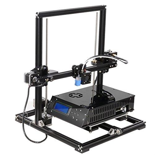 TRONXY X3A Automatische Nivellierung Großer 3D-Drucker Upgradest Hochpräzise Aluminiumstruktur Metall MK8 Düse DIY Kit 2004A LCD Bildschirm Druckgröße: 220 * 220 * 300mm - 6