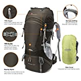 Mountaintop Unisex Trekkingrucksack 65+5L - 5
