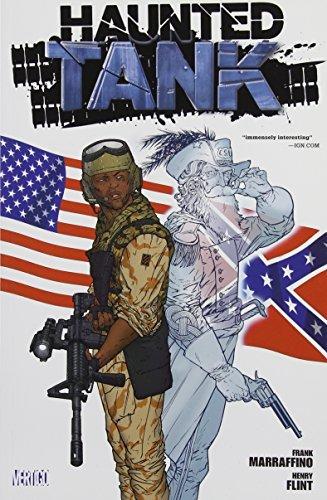 Haunted Tank by Frank Marraffino (2010-08-31)