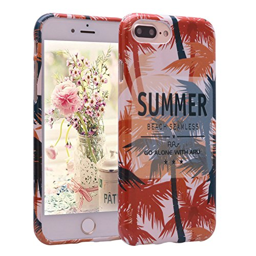 iPhone 7 Plus Cover Flower, per Apple iPhone 7 Plus