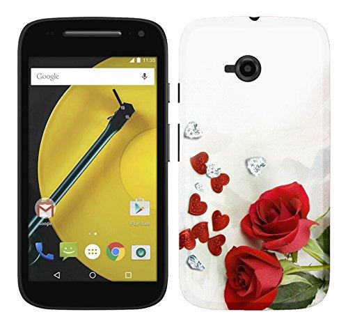 Wow Premium Design Back Cover Case For Motorola Moto E(2nd Gen)-PNTMTE2A01786