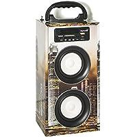 Reproductor DigiVolt BT-2008 by MovilCom | altavoz bluetooth radio FM MP3 USB Entrada AUX Mando, Hong Kong