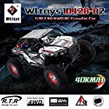 FairytaleMM Wltoys 10428-B2 1/10 2.4G 4WD Elektro-Off-Road-Klettern Crawler RC Car