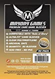 50 Mayday 50 x 75 Sails of Glory Premium Card Sleeves Board Game