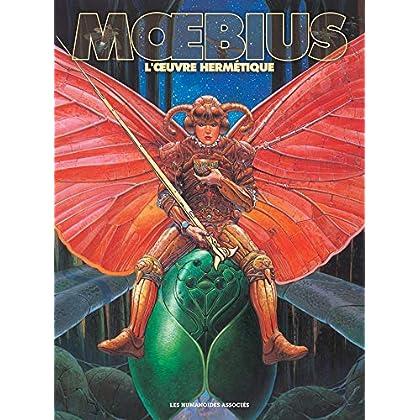 Moebius OEuvres - Intégrale