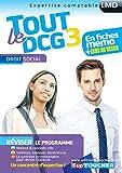 Tout le DCG 3 - Droit social (French Edition)