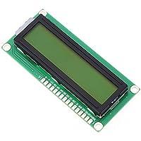Nueva 1Pc 1602Character LCD Módulo de pantalla amarillo retroiluminación para Arduino por Koko