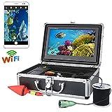LLY Unterwasserfischerei Video Camera Kit, WiFi Wireless Für IOS Android APP mit 10