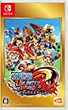 One Piece Unlimited World R Deluxe Edition NINTENDO SWITCH JAPANESE IMPORT