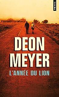 L'année du lion par Deon Meyer