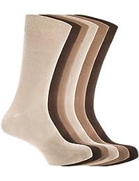 FLOSO - Chaussettes (6 paires) - Homme
