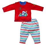 #5: FS Mini Klub Baby-Boys' Clothing Set (892148E MULTI_6-9M, Multi-Coloured, 6-9 Months)