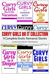 Curvy Girls Do It Collection: 9 Complete Erotic Romance Stories