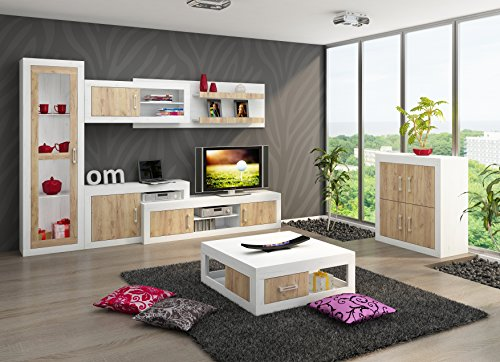 Ensemble de meubles de salon, Unité murale TV \\