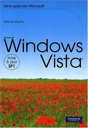 Windows Vista SP1 2ème Ed.