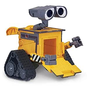 Think Way Toys - Figurine - Wall-E Cube'n Stack - 0064442602260