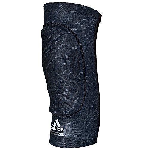 adidas performance-genouillère baloncesto Adipower Pad Knee GFX negro o25471, negro, XXXL
