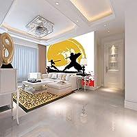 ★ Les peintures murales sont généralement l'un des éléments les plus importants de la décoration murale. Cela peut facilement créer une bonne ambiance dans la pièce et changer le style général de la pièce afin que vous puissiez voyager autour du mond...