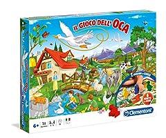Idea Regalo - Clementoni 12927 - Il Gioco dell'Oca