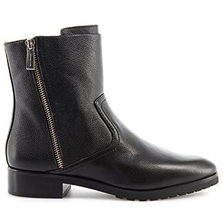 Michael Kors Andi Flat Boots Black