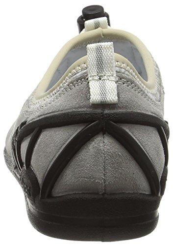 Rieker - 59570-40, Scarpe da ginnastica Donna Grigio (Grigio (Grey))