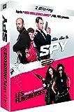 Spy + Les flingueuses [Blu-ray]