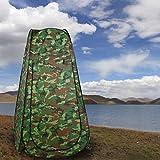 Duschzelt Toilettenzelt, Camping Umkleidezelt,aufklappbares Privatsphäre Zelt für Outdoor-Aktivitäten wasserdicht und leicht