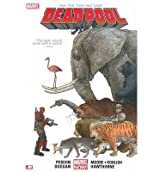 [(Deadpool: Volume 1)] [ By (author) Brian Posehn, By (author) Gerry Duggan, By (artist) Tony Moore ] [February, 2014]