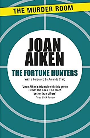 book cover of The Fortune Hunters