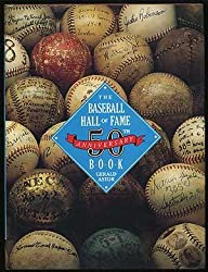 Baseball Hall of Fame 50th Anniversary Book