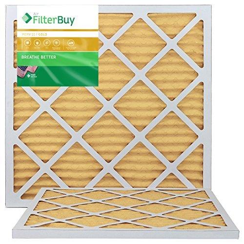 Ofen Filter/Air Filter-AFB Gold Merv 11(2Stück), AFB20x22x1M11pk2 - Ofen-filter 20x22x2