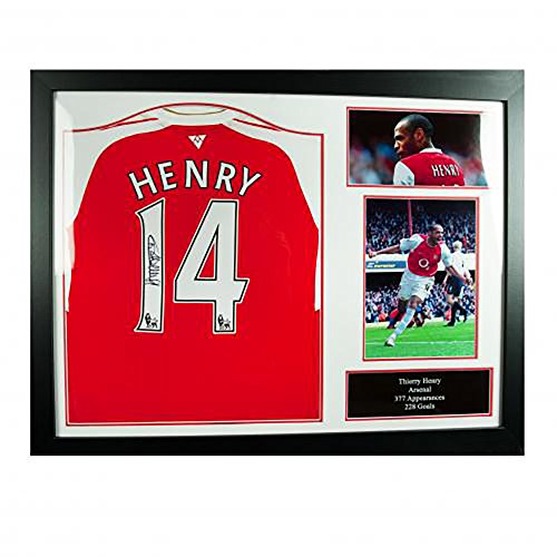 Arsenal-FC-Framed-Signed-Shirt-HENRY