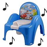 Pot de toilette musical pour bébé enfant fauteuil - Best Reviews Guide