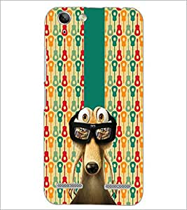 PrintDhaba Scrat D-5085 Back Case Cover for LENOVO VIBE K5 (Multi-Coloured)