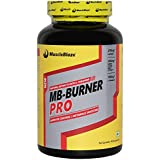 MuscleBlaze MB Fat Burner PRO - 90 Capsules (Unflavoured)