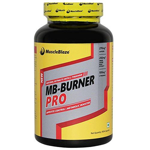 Muscleblaze MB Fat Burner PRO - 90 Capsules  available at amazon for Rs.1169