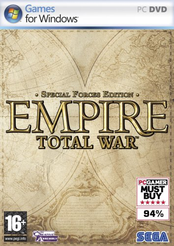 SEGA Empire: Total War - Special Forces Edition [UK-Import]