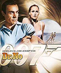 Dr No [Blu-ray] [US Import]
