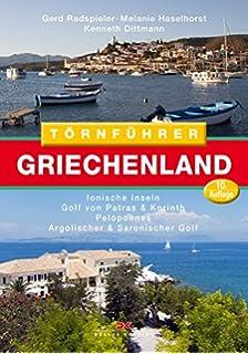 Charterführer Ionisches Meer Korfu–Zakynthos Seheln Revierführer Ratgbeber Buch