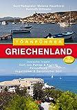 Törnführer Griechenland 1: Ionische Inseln, Golf von Patras und Korinth, Peloponnes, Argolischer und Saronischer Golf - Gerd Radspieler