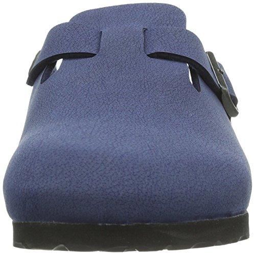 Birkenstock Classic Boston Unisex - Erwachsene Clogs Blau (Peacoat)