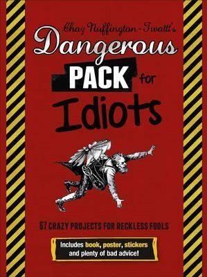 [(Dangerous Pack for Idiots)] [By (author) Adrian Besley] published on (September, 2015)
