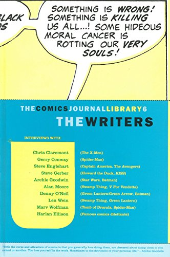 Comics Journal Library 06 The Writers