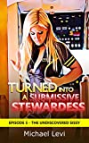 Turned into a Submissive Stewardess: The Tale of a Feminized Brat in the Sky (Feminization   Sissification   Straight to Gay MM) (The Undiscovered Sissy Book 5) (English Edition)
